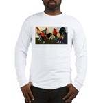 Rooster Dream Team Long Sleeve T-Shirt