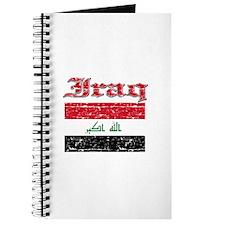 Iraq Flag Designs Journal