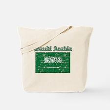 Saudi Arabia Flag Designs Tote Bag
