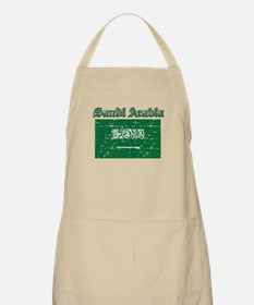 Saudi Arabia Flag Designs Apron