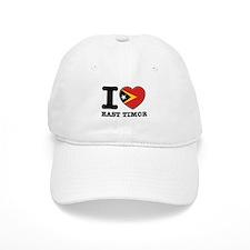 I heart East Timor Baseball Cap