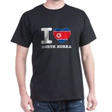 I heart North Korea T-Shirt