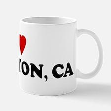 I Love ATHERTON Mug