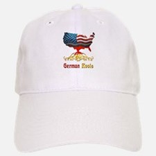 American German Roots Baseball Baseball Cap