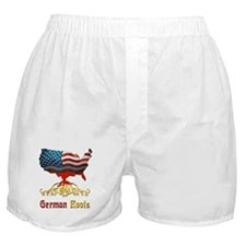 American German Roots Boxer Shorts