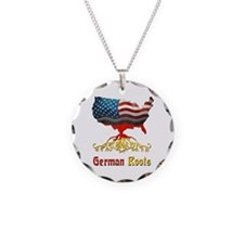 American German Roots Necklace
