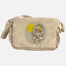 Angel Messenger Bag