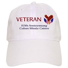 Veteran Baseball Cap of the 50th Anniversary
