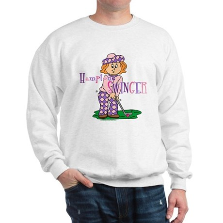 Hamptons Swinger Sweatshirt
