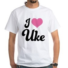 I Heart Uke Shirt
