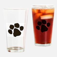 Paw Drinking Glass