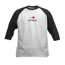 I Love Al Gore Tee