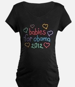 Babies For Obama T-Shirt