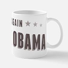 Obama Once Again Mug