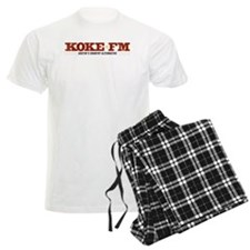 KOKE FM call letters only Pajamas