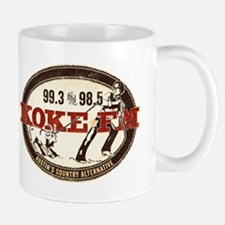 KOKE FM LOGO Mug