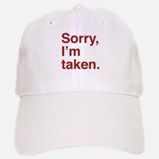 Sorry, I'm Taken. Hat
