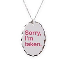 Sorry, I'm Taken. Necklace