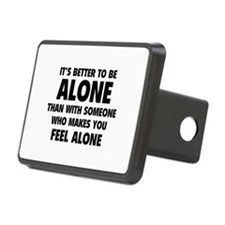 Alone Hitch Cover