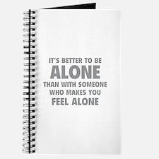 Alone Journal