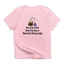 Scott Brown Infant T-Shirt