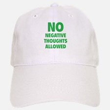 NO Negative Thoughts Allowed Hat