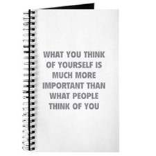 Think Of Yourself Journal
