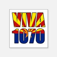 VIVA 1070 Square Sticker