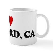 I Love FORT ORD Mug