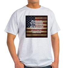 Jefferson Quote Liberty T-Shirt