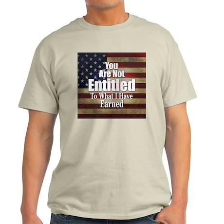 ENTITLED-square T-Shirt