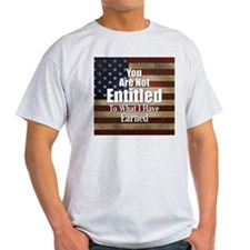 ENTITLED-square T-Shirt