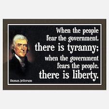 Jefferson: Liberty vs. Tyranny