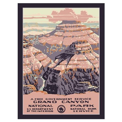 Grand Canyon NP Poster