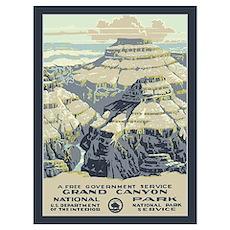 Grand Canyon NP Poster