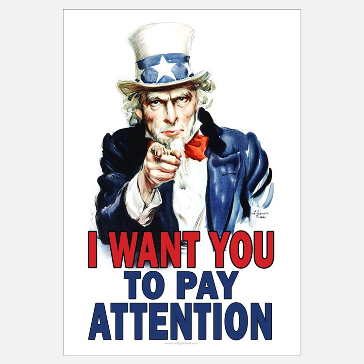 More Uncle Sam Sayings