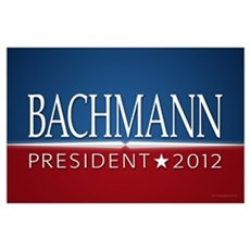 Bachmann 2012 - strong design Poster
