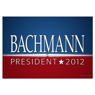 Bachmann 2012 - strong design Canvas Art
