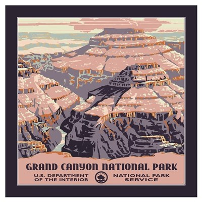 Grand Canyon NP Canvas Art