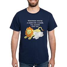 Lion or Lamb T-Shirt