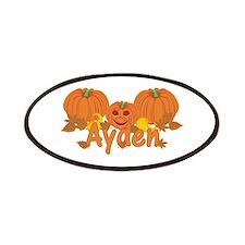 Halloween Pumpkin Ayden Patches