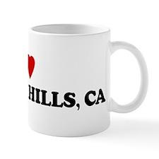 I Love ANAHEIM HILLS Coffee Mug