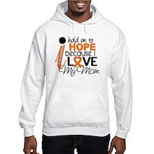 Hope For My 1 Leukemia Hoodie Sweatshirt