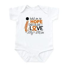 Hope For My 1 Leukemia Infant Bodysuit