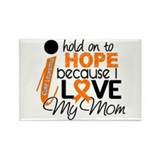 Hope For My 1 Leukemia Rectangle Magnet