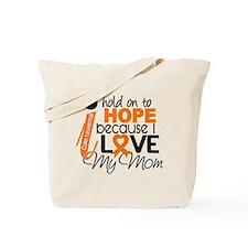 Hope For My 1 Leukemia Tote Bag