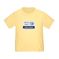 Shea_Town Council2 T-Shirt