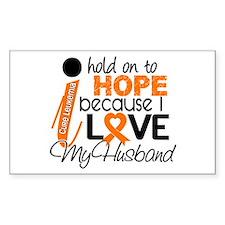 Hope For My 1 Leukemia Decal
