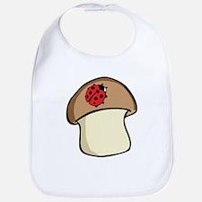Ladybug Bib