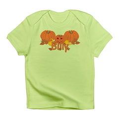 Halloween Pumpkin Billy Infant T-Shirt